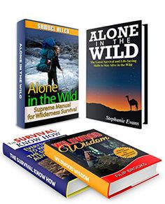 FREE TODAY Survival Box Set: Wilderness Survival Guide That Will Help You Learn The Latest Outdoor Survival Skills and Tips to Stay Alive in the Wild And Become a ... survival, how to survive the wilderness) by Filip Brooks http://www.amazon.com/dp/B014JQDGGK/ref=cm_sw_r_pi_dp_7EW4vb1RC2KVG