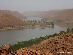 6th Cataract, Sabaloka Gorge, Sudan http://sd.geoview.info/6th_cataract_sabaloka_gorge,14933426p