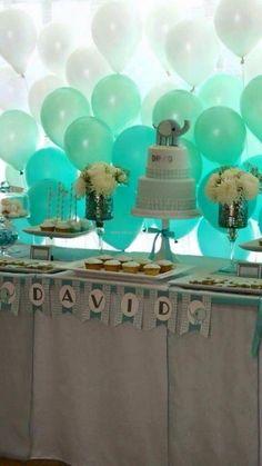 Balloon Decoration for Birth Day