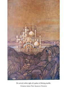 From: An Edmund Dulac Treasury: 116 Color Illustrations by Dover free download
