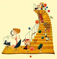 Lee's Carpet Ad 1959