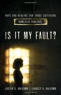 Is It My Fault? addresses the abysmal issue of domestic violence with the powerful and transforming biblical message of grace and redemption. It deals with this devastating problem and sin honestly and directly without hiding its prevalence today.