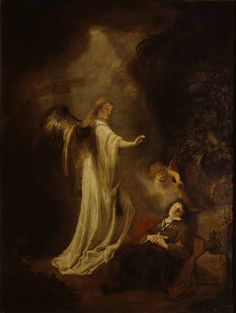 Religious Paintings, Religious Art, Dresden, Ferdinand Bol, Joseph, Web Gallery Of Art, Dream Painting, Dutch Golden Age, Oil Canvas