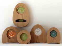 Stephen Faulkner Contemporary Clocks