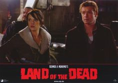 Land of the Dead Poster (11 x 14 Inches - 28cm x 36cm) (2005) German Style G reproduction poster print.