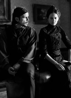Ethan and Vanessa/Penny Dreadful