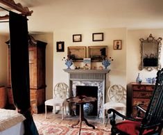 World of Interiors: December 2006 Issue World Of Interiors, House Interiors, Antique Interior, English Style, Bedrooms, Interior Design, House Styles, Modern, Sleep Well