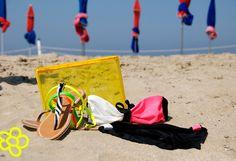 Avis aux chanceuses qui préparent leur valises pour un tête à tête avec le soleil...