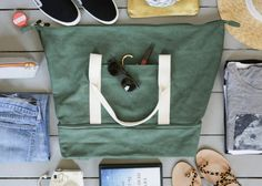 Weekend Bag | A Cup of Jo