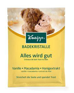 Kneipp Badekristalle Alles wird gut, 2er Pack (2 x 60 g): Amazon.de: Drogerie & Körperpflege