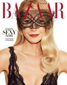 Гвинет Пэлтроу на обложке Harper's Bazaar (Интернет-журнал ETODAY)