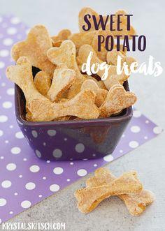 Sweet Potato Dog Tre