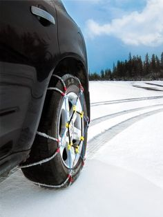 Super Z6 Cable Tire Chain for Passenger Cars, Pickups, and SUVs