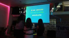 Proyeccion / Karaokee