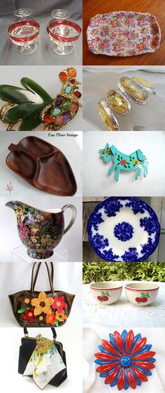 Great Sunday Finds from TVVteam !  by france lapointe on Etsy--Pinned with TreasuryPin.com