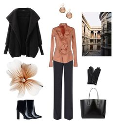 Untitled #293 by kate-tereza on Polyvore featuring Aglini, Chicnova Fashion, Reiss, Nly Shoes, Rochas and Tory Burch