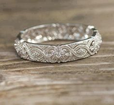 Amazing Wedding Ring ♥