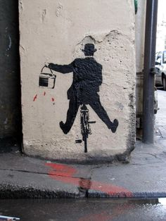 street art & graffiti - Paris - Nick Walker