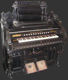 Harmonium Geschiedenis, Techniek, Muziek, Componisten, Literatuur, Musea, Collecties MASON & HAMLIN
