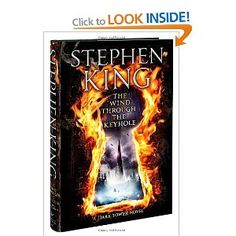 Booktopia has The Wind Through the Keyhole, A Dark Tower Novel by Stephen King. Buy a discounted Paperback of The Wind Through the Keyhole online from Australia's leading online bookstore. Stephen King It, Steven King, Stephen King Birthday, The Dark Tower Series, Nos4a2, King Quotes, Horror Books, Horror Films, Great Books