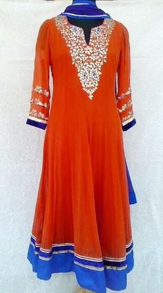 Stylefortune  Gota Patti/ Gotta Work designer suit  On order Stitching  Contact us for more detail Call : 7568742391 Mail Us : shopstyle14@gmail.com