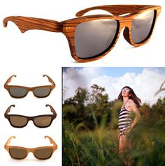 Wooden Sunglass Frames - Shwood Canby Sunglasses -    yay or nay?