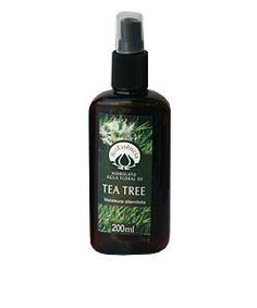 Hidrolato de Tea Tree (Melaleuca) Bioessência - 200ml