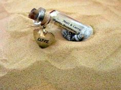 Message in a Bottle Wooden Tags, Cute Messages, Rare Earth Magnets, Message In A Bottle, Tiny Treasures, Name Cards, Table Numbers, Place Settings, Wedding Favors