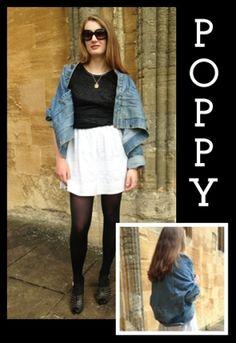 Pop-Up Poppy: Oxford #StreetStyle