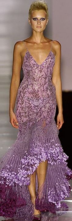 Versace Couture 2001