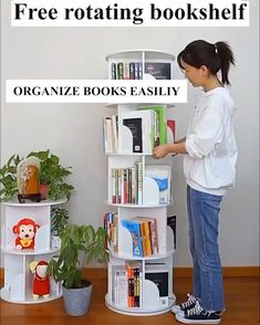 Home Organization, Organizing, Apartment Living, Getting Organized, Home Projects, Bookshelves, Interior And Exterior, Diy Furniture, Cool Things To Buy