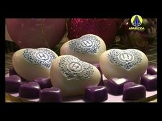 Tudo Artesanal | Dicas e Truques por Peter Paiva - Sabonete de Coração - 13 de Dezembro - YouTube