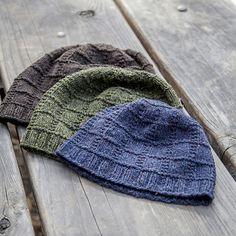 Ravelry: Galahad Hat pattern by Kerry Robb