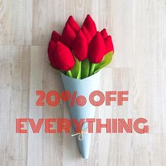 6 June-13 June everything's 20% off with code JUSTFORYOU on http://ift.tt/1gEvfNY