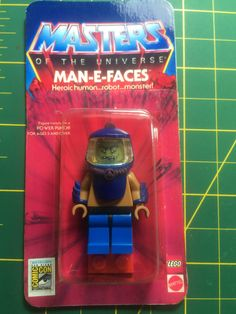 Master of Universe #lego #motu #heman #skeletor #custom http://www.flickr.com/photos/123270825@N05/27320056244/