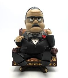 """Toy126 """"The Godfather"""" by Michael Lau (2009) #Toy"""
