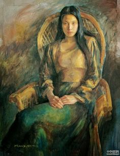 Fine Art and You: Liu Yaming | Chinese Figurative Painter | 1962