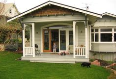ideas for front of house renovation of my 1920s New Zealand villa.