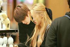 Ulzzang Couple, Ulzzang Girl, Kpop Aesthetic, Aesthetic Girl, Otp, Pink Envelopes, Kpop Couples, Korean Couple, Jung Jaehyun