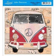 Papel-Arte-Francesa-Litoarte-AFXV-101---Litoarte Decoupage Vintage, Decoupage Paper, Vintage Tags, Vintage Labels, Retro Vintage, Bus Art, Posters Vintage, Foto Transfer, Arte Pop
