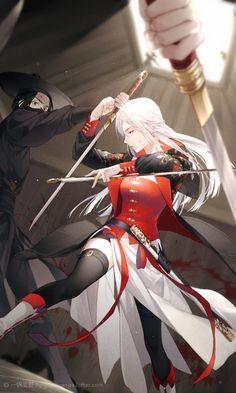 High-rated fantasy books on Cool Anime Girl, Pretty Anime Girl, Beautiful Anime Girl, Anime Art Girl, Manga Girl, Chica Anime Manga, Kawaii Anime, Anime Fantasy, Fantasy Girl