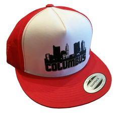 size 40 e509e 0c4c5 BuckeyeLVR Columbus Ohio Trucker Hat Columbus Ohio, Hats, Buckeyes,  Snapback, Ohio,
