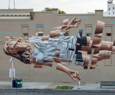 Arte de la calle de James Bullough