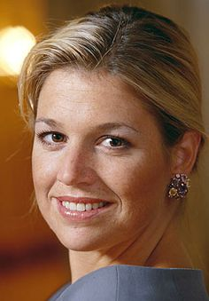 Crown Princess Maxima of Holland