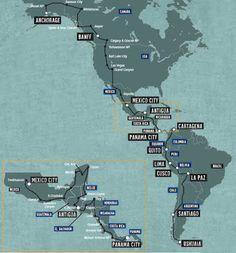 SnowmanStudios.de: Reiseblog - PanAmericana 2017