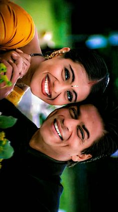Bollywood Movies 2017, Bollywood Couples, Bollywood Stars, Bollywood Celebrities, Bollywood Actress, Indian Aesthetic, Aesthetic Eyes, Couple Aesthetic, Shahrukh Khan And Kajol