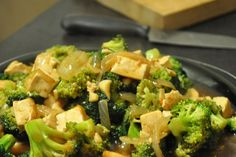 The Garlic Sauce Makes This Broccoli and Tofu Fully Irresistible