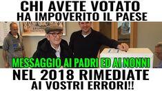 In pensione a 71 anni. Grazie a PD e Forza Italia votati da noi