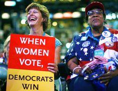 Time to Enlighten Female Voters