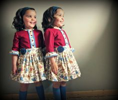 Teddy bears and dolls.Toddler and girl por Moniquesthingsshop